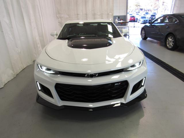New 2019 Chevrolet Camaro Zl1 2dr Car In St Louis 44175