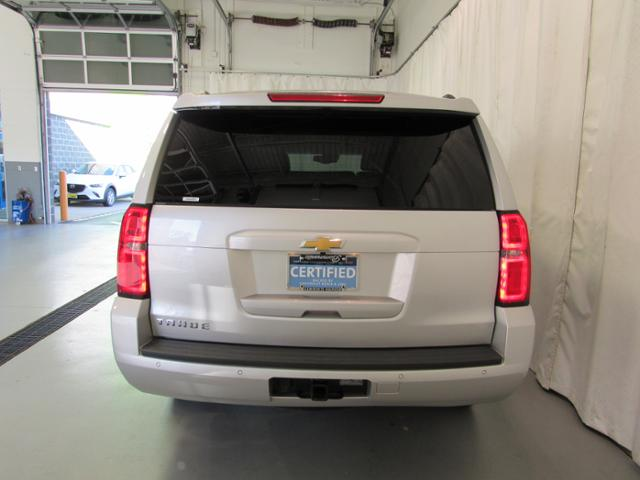 Certified Pre-Owned 2018 Chevrolet Tahoe LT