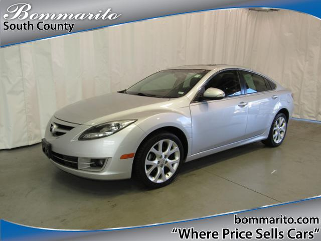 Pre-Owned 2012 Mazda6 s Grand Touring