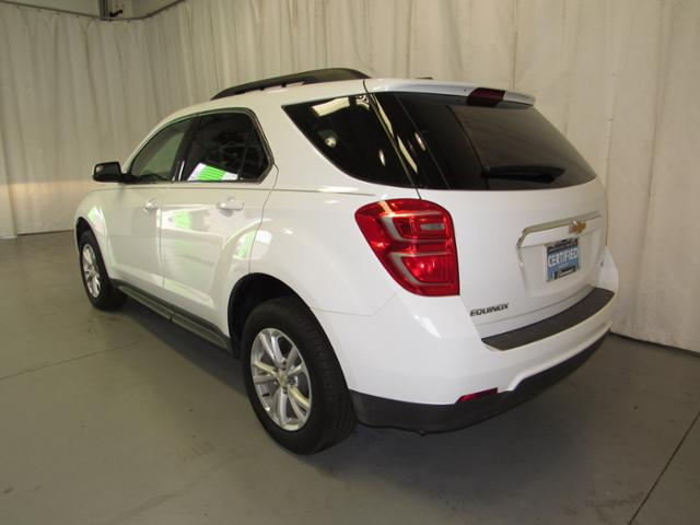 Certified Pre-Owned 2017 Chevrolet Equinox LT