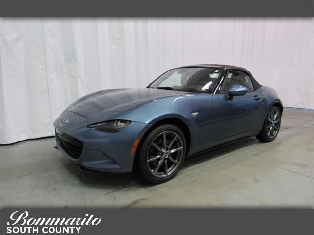 Certified Pre-Owned 2016 Mazda MX-5 Miata Grand Touring