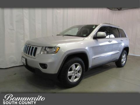 Pre-Owned 2011 Jeep Grand Cherokee Laredo