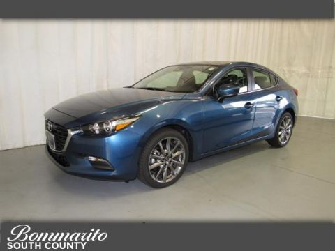 Certified Pre-Owned 2018 Mazda3 4-Door Touring