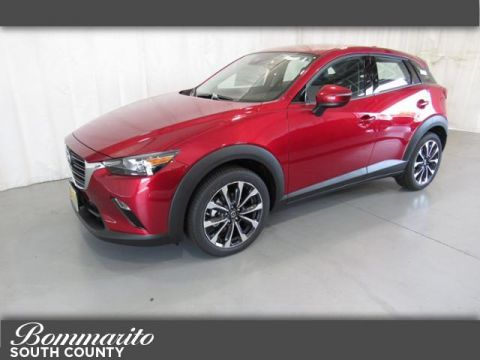 Pre-Owned 2019 Mazda CX-3 Touring